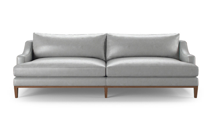 Cost of leather sofa for Average cost of sofa
