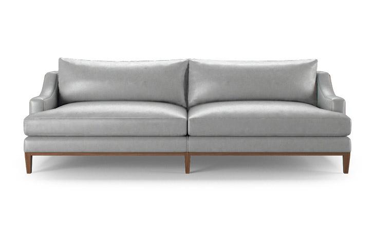 Price Leather Sofa By Joybird