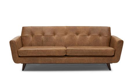 Sepulveda Leather Sofa