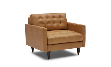Lincoln Leather Chair