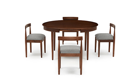 Glassel Dining Set