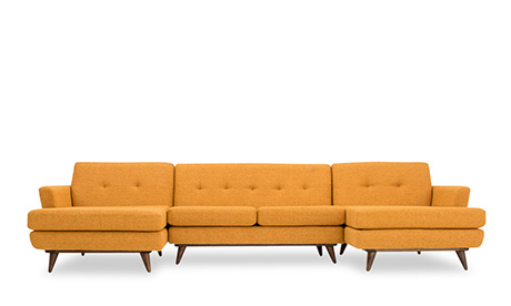 Sepulveda U-Chaise Sectional (3 piece)