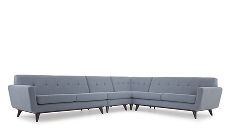 Sepulveda L-Sectional (4 piece)