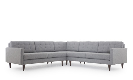 Lincoln Corner Sectional (3 piece)