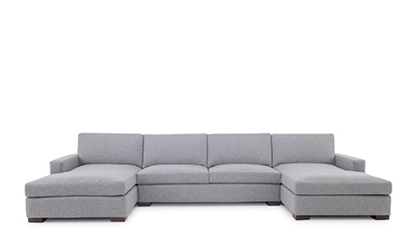 Mullholland U-Chaise Sectional
