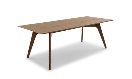 Granada (Wood Top) Dining Table