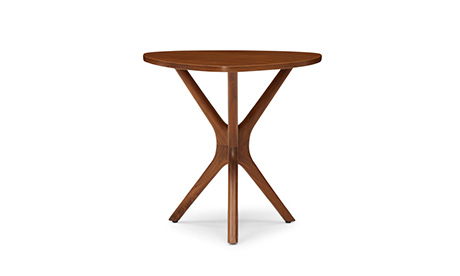 Hyde Park (Wood Top) End Table