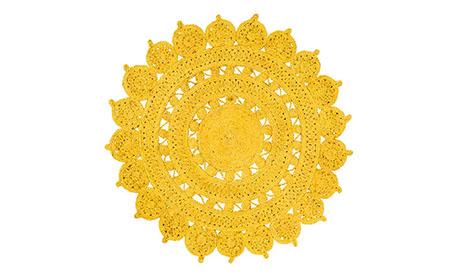 Luja (Yellow) Rug