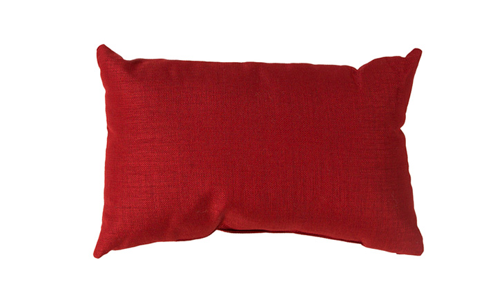 Mia Red Pillow