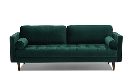Lewis Sofa · Briar Sofa - Custom Furniture And Modern Home Decor Joybird