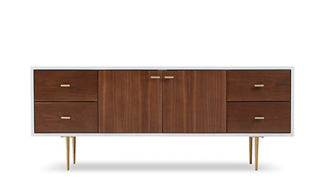 Aaro Small Media Console