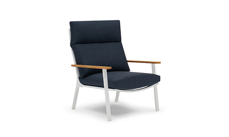 Lido Outdoor Lounge Chair