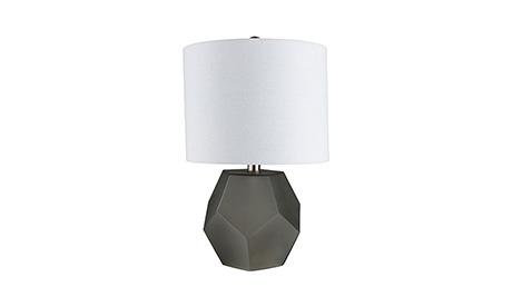 Pale Table Lamp