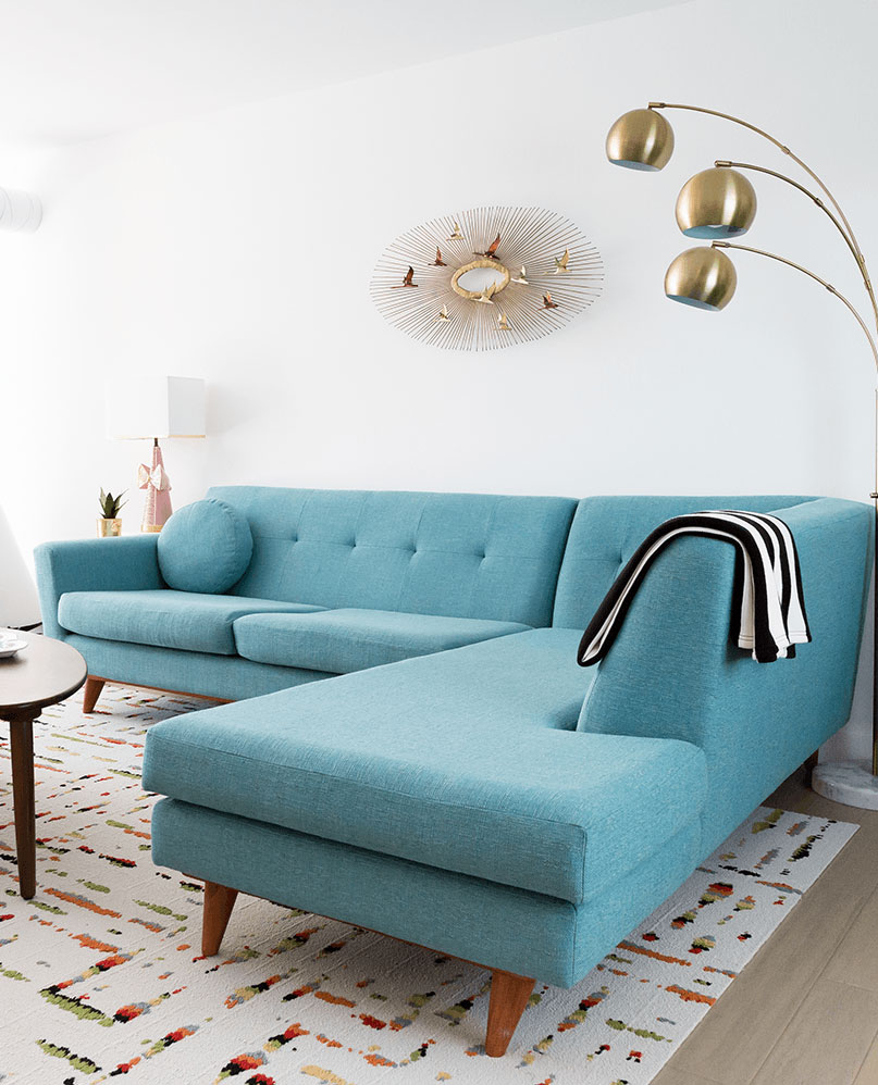 Living Room Ideas 2015 Top 5 Mid Century Modern Sofa: Custom Furniture And Modern Home Decor