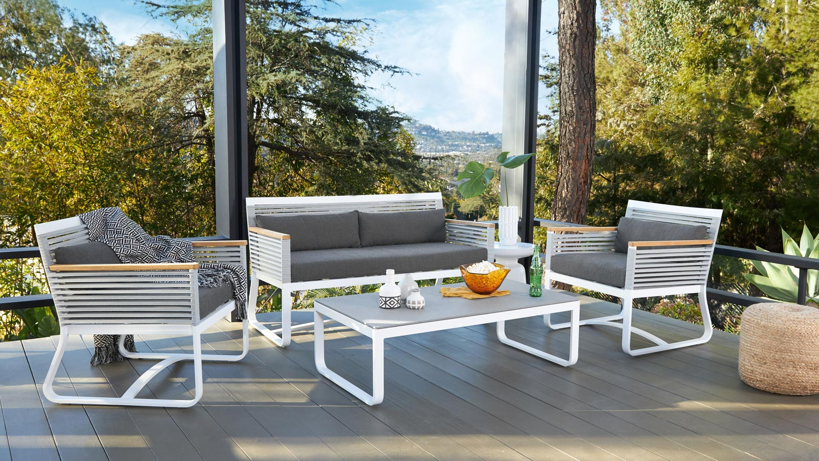 Bring the joy outside view outdoor furniture