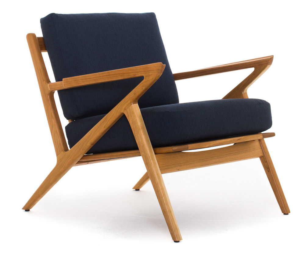 Wooden arm chair - Everyday Elegance